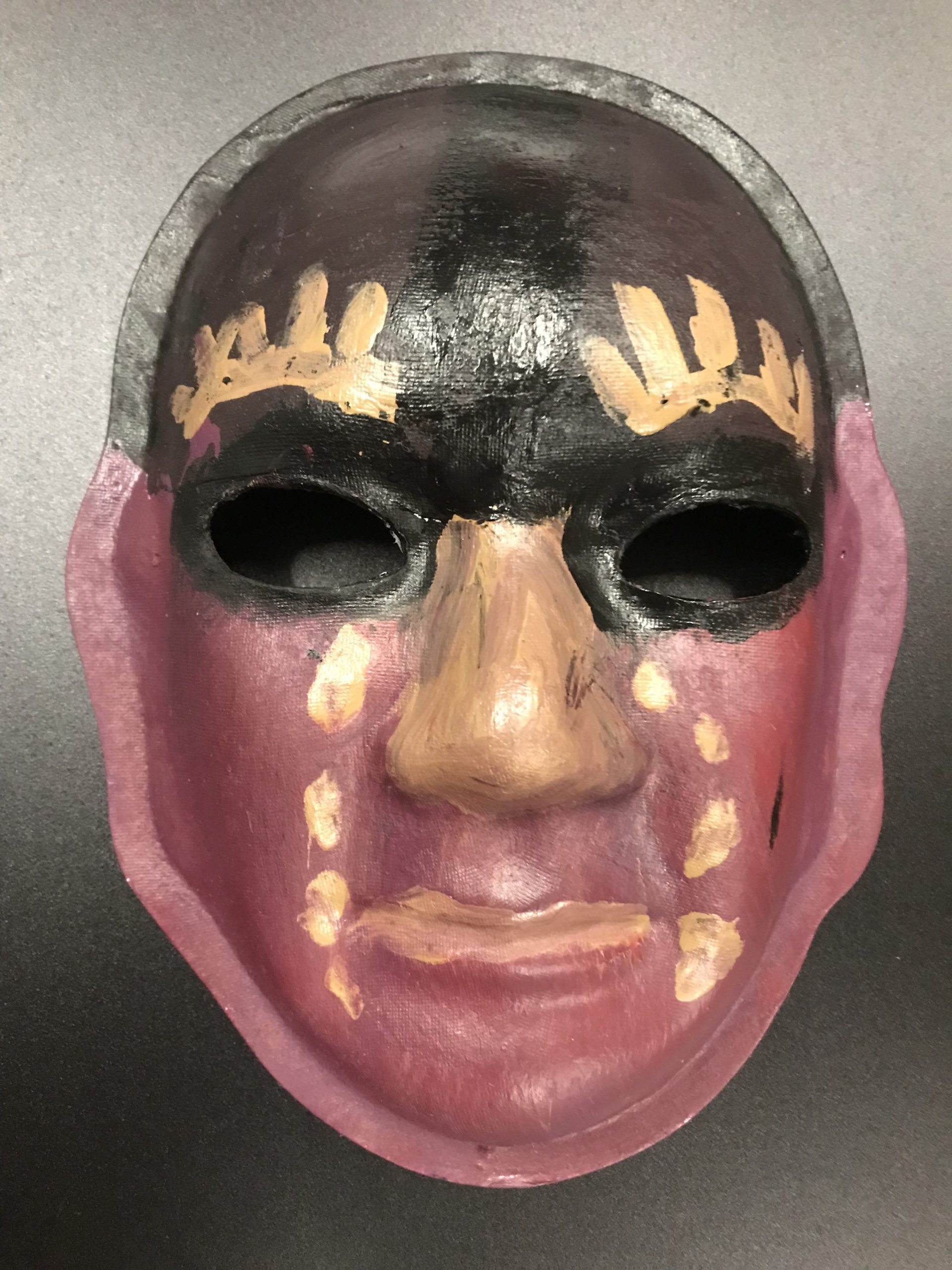 PopeD_Mask Pic